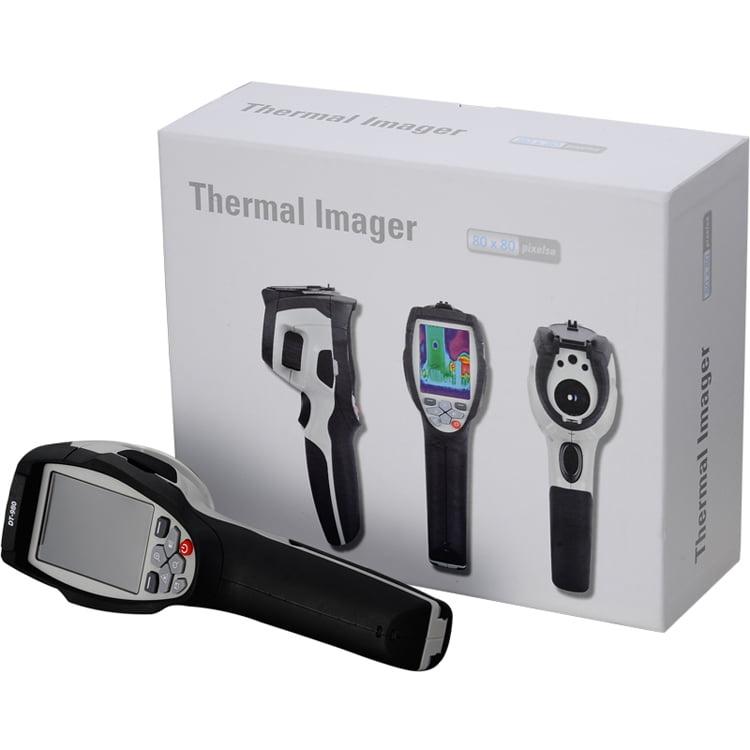 กล้องถ่ายภาพความร้อน เทอร์โมสแกน Thermal Imaging Camera รุ่น DT-980