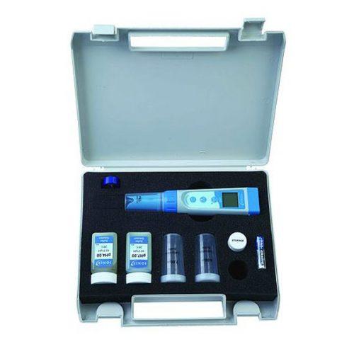 เครื่องวัด PH ORP Meter สำหรับวัดอาหารและผ้า รุ่น pH5F แบรนด์ Sanxin