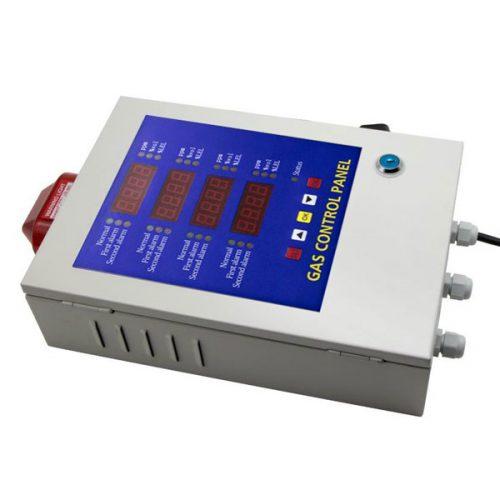 เครื่องควบคุมก๊าซ Gas control panel แบบ 4 Channel BH-50 Series