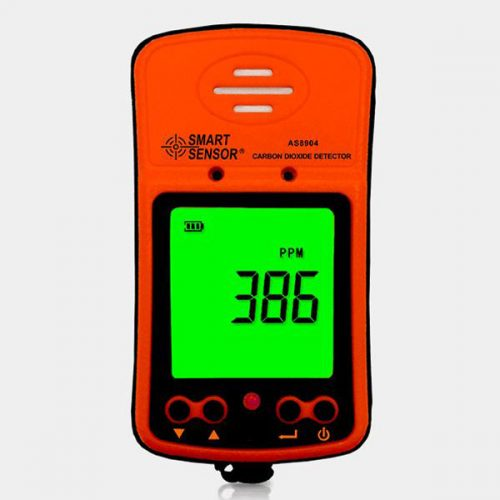 เครื่องตรวจก๊าซคาร์บอนไดออกไซด์ Carbon Dioxide Gas Meter รุ่น AS8904