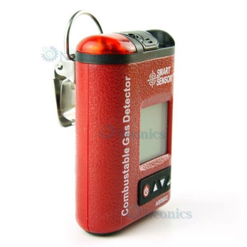 เครื่องวัดแก๊สที่ติดไฟได้ Combustable Gas Meter รุ่น AS8802