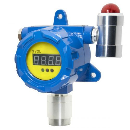 เครื่องวัดก๊าซไนโตรเจนไดออกไซด์ Nitrogen Dioxide แบบติดตั้งรุ่น BH-60 Series