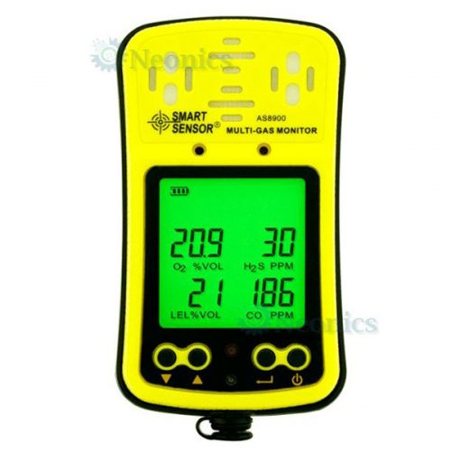 เครื่องวัดแก๊ส Multi Gas Detector รุ่น AS8900