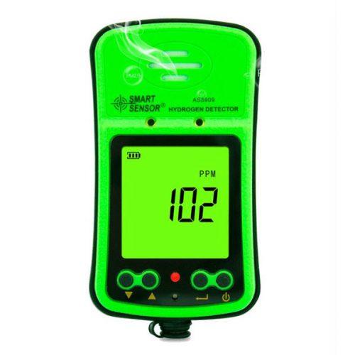 เครื่องวัดตรวจก๊าซไฮโดรเจน Hydrogen meter รุ่น AS8909