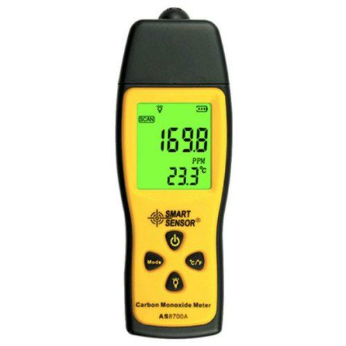 เครื่องตรวจวัดคาร์บอนมอนอกไซด์ Carbon Monoxide Meter รุ่น AS8700A