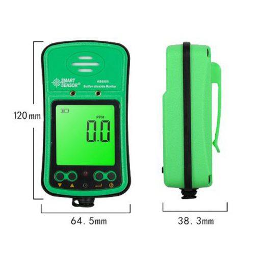 เครื่องวัดก๊าซซัลเฟอร์ไดออกไซด์ Sulfur Dioxide Meter รุ่น AS8905