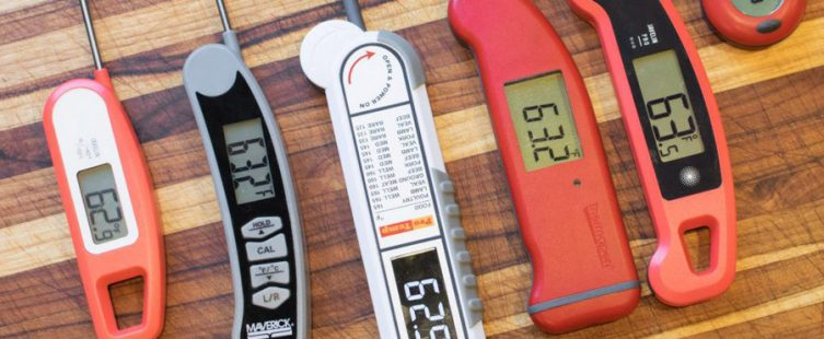 แนะนำเครื่องวัดอุณหภูมิ