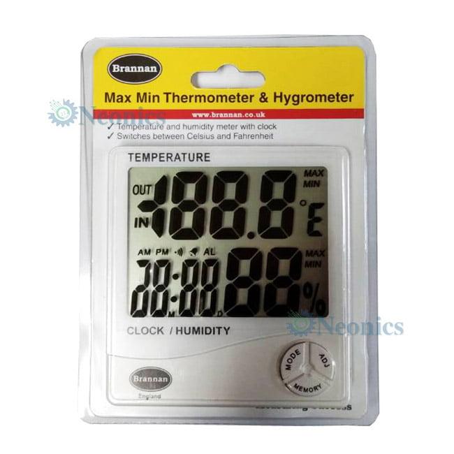 เครื่องวัดอุณหภูมิ Brannan