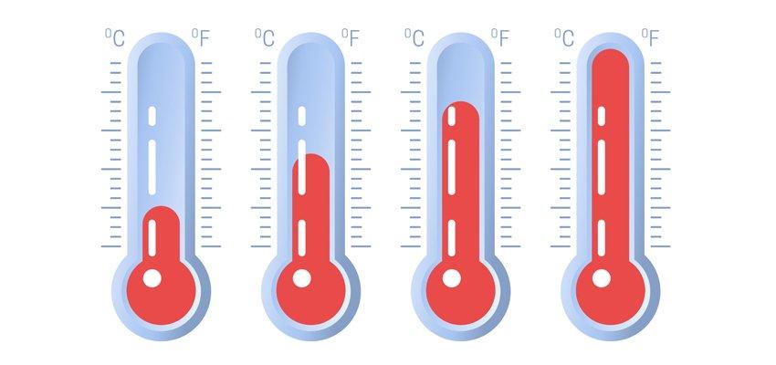 ความร้อนและอุณหภูมิ