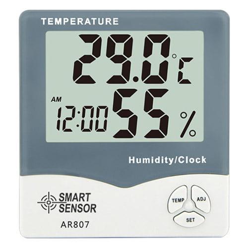 เครื่องวัดอุณหภูมิ ความชื้น AR807