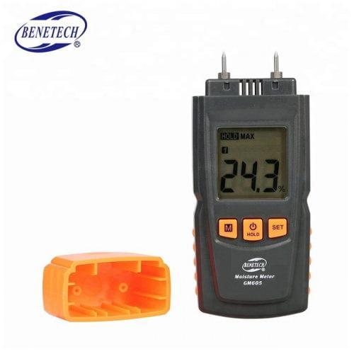 GM605 เครื่องวัดความชื้นไม้
