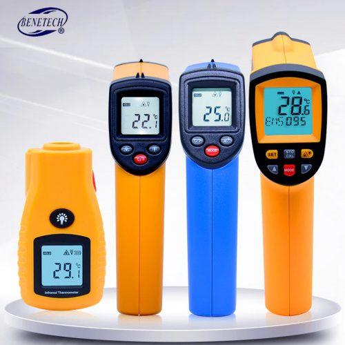 เทอร์โมมิเตอร์วัดอุณหภูมิอินฟราเรด