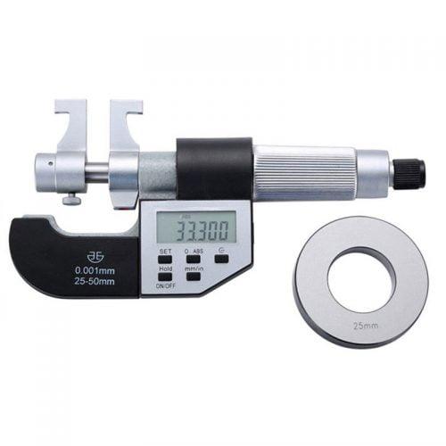 ไมโครมิเตอร์วัดใน 25-50 mm