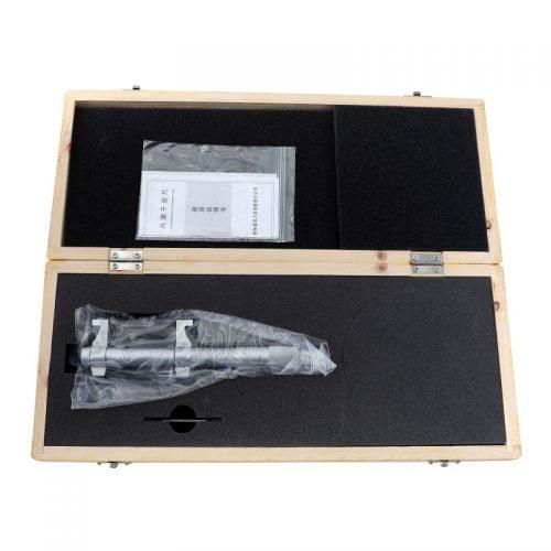 กล่องไมโครมิเตอร์แบบวัดในขนาด 75-100 mm