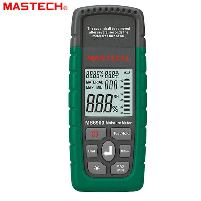Mastech รุ่น MS6900 วัดความชื้นไม้ ซีเมนซ์ คอนกรีต