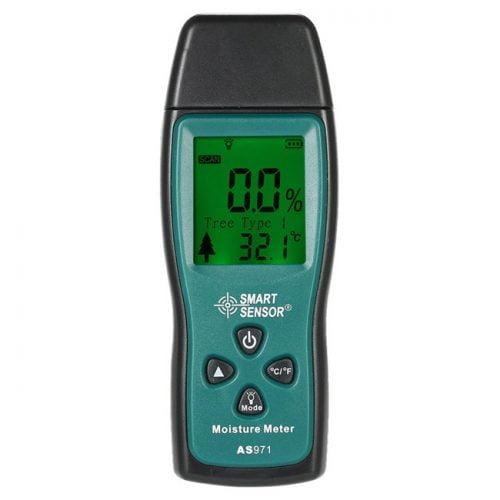 SmartSensor รุ่น AS971 วัดความชื้นไม้