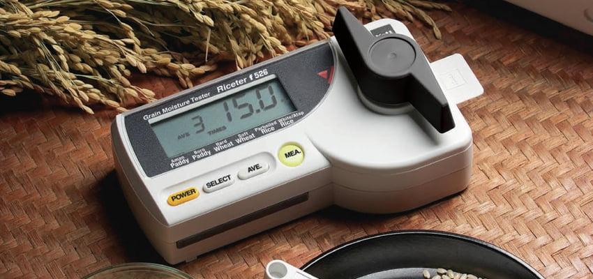 เครื่องวัดความชื้น (Moisture meters)
