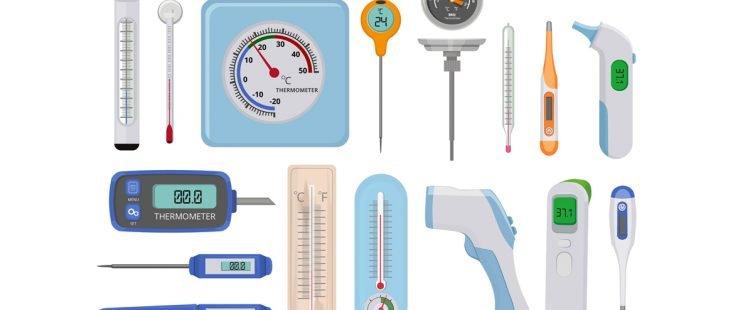 วิธีใช้เครื่องวัดอุณหภูมิและความชื้น