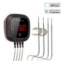 เครื่องวัดอุณหภูมิอาหารรุ่น IBT-4XS