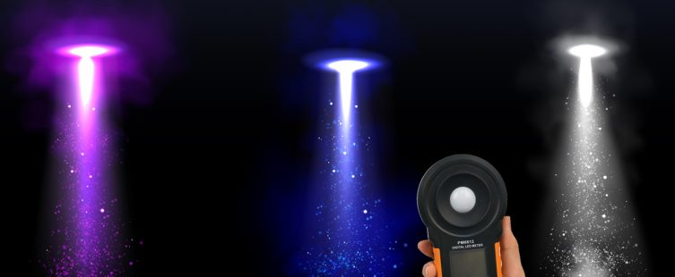 ความเข้มแสง (light intensity)