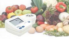 วัดบริกซ์สำหรับวัดความหวานอาหาร