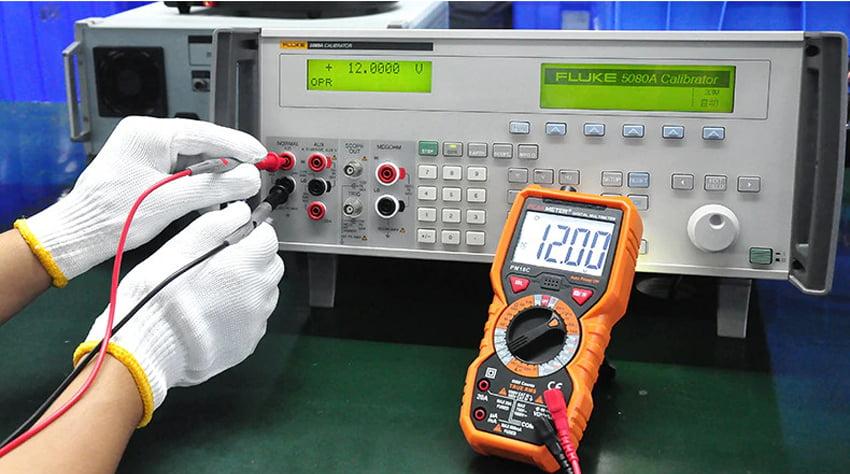 เครื่องมือวัดปริมาณทางไฟฟ้า