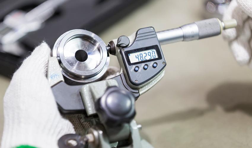 ไมโครมิเตอร์ (Micrometer)
