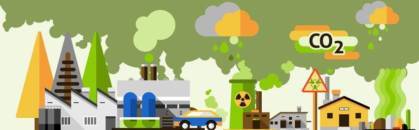 คาร์บอนไดออกไซด์