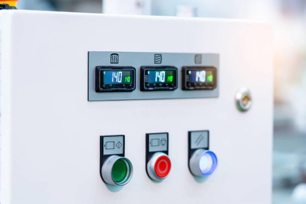 เครื่องวัดอุณหภูมิสำหรับใช้ในอุตสาหกรรม