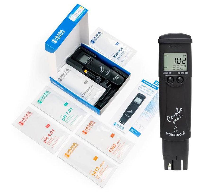 การวัดค่า conductivity